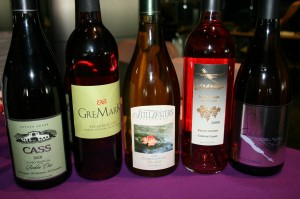 Back Roads Wineries of Paso Robles at 6th Annual Fine Wine and Food Tour