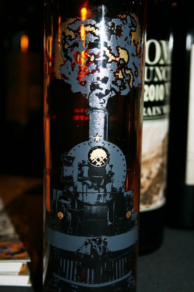 Pomar Junction award winning bottle
