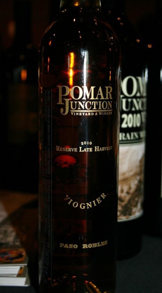 Pomar Junction 2010 Reserve Late Harvest Viognier