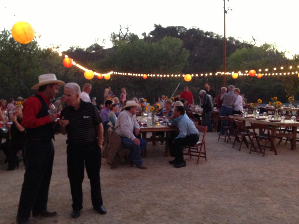 Paso Robles Harvest BBQ at Cass Winery