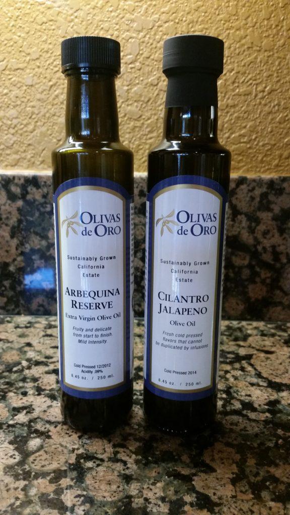 Olivas de Oro Olive Oils Paso Robles