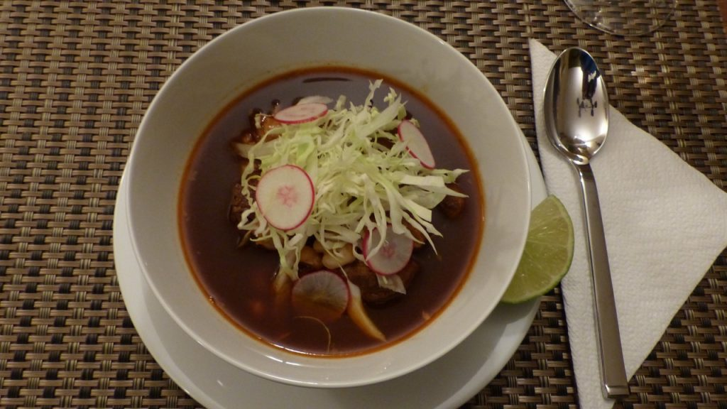 Pozole - Back Roads Wineries