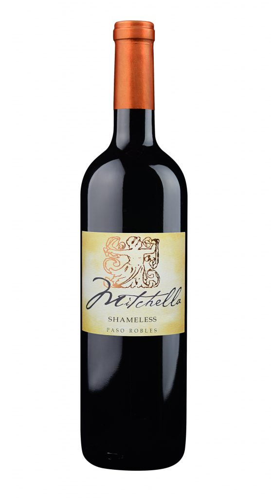 Shameless from Mitchella Vineyard & Winery - Paso Robles