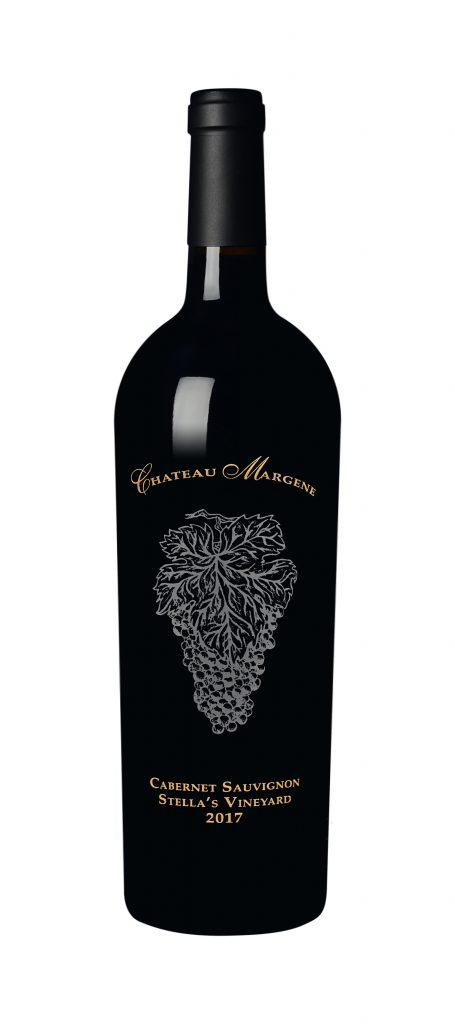 Chateau Margene 2017 Cabernet Sauvignon Stella's Vineyard - Paso Robles, California
