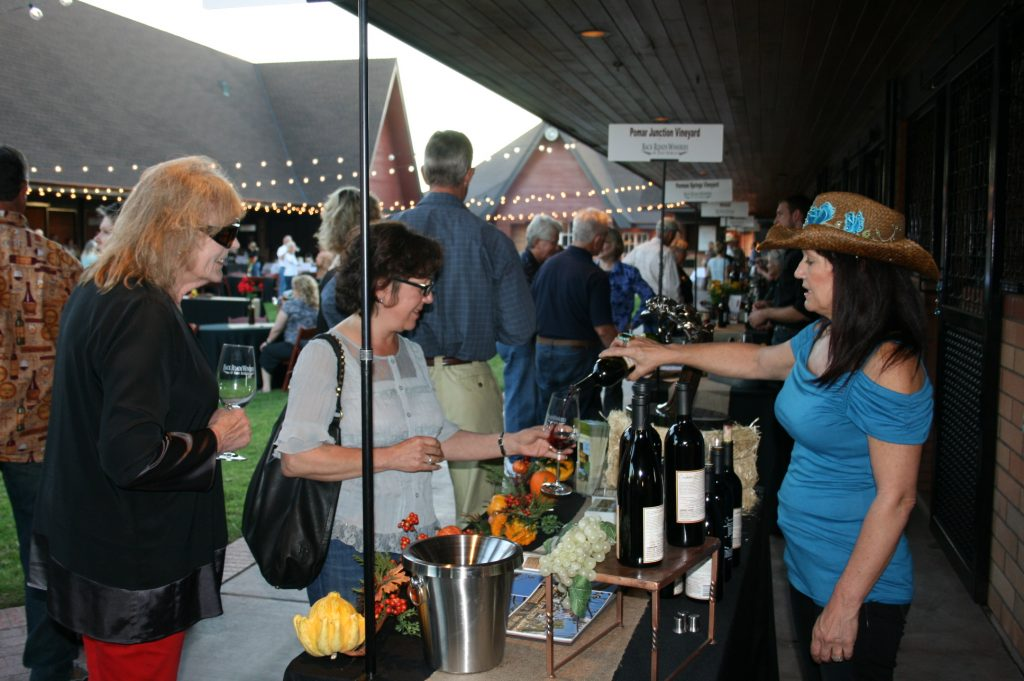 Taste of the Back Roads of Paso Robles at Windfall Farms 2012