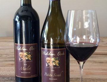 Hidden Oak Winery Wine