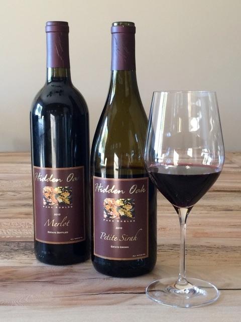 Hidden Oak Winery Wine-Paso Robles, California
