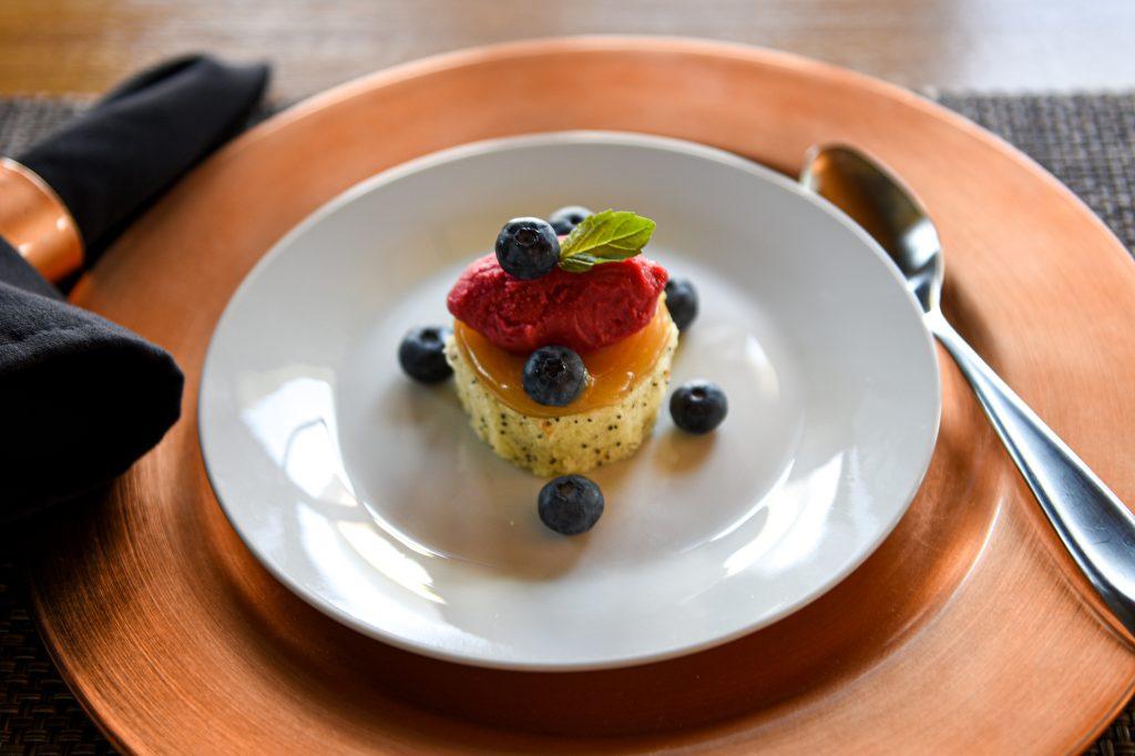 Dessert to pair with grenache
