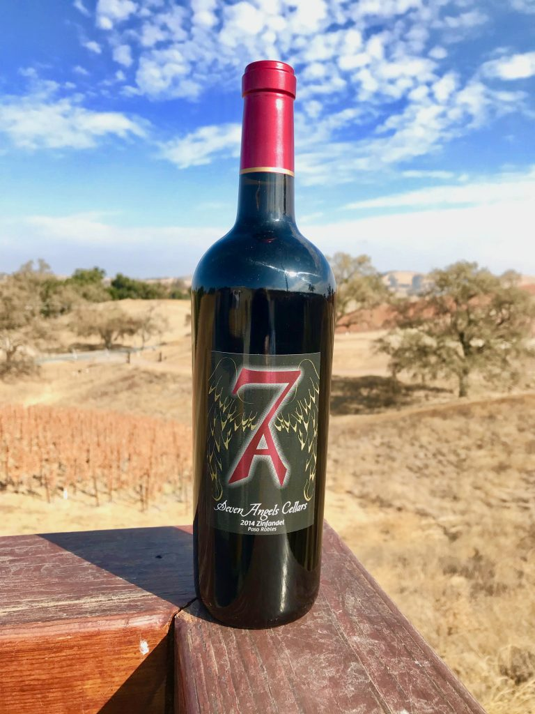 Seven Angel Cellars Zinfandel