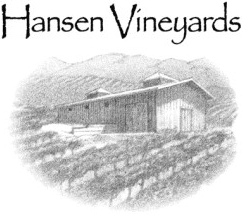 Hansen Vineyards Logo