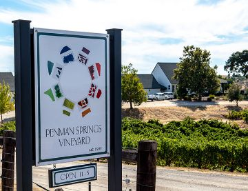 Penman Springs Vineyard