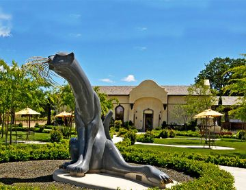 Sculpterra Winery & Sculpture Garden